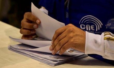[Ecuador] CNE transitorio amplia plazo para legalización de partidos políticos