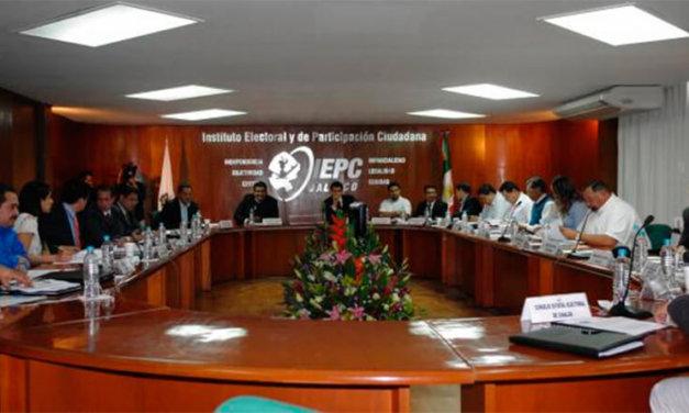 [México] Instituto Electoral y de Participación Ciudadana (IEPC) aprobó 99.6 millones de pesos para el presupuesto de financiamiento a partidos políticos el próximo 2019