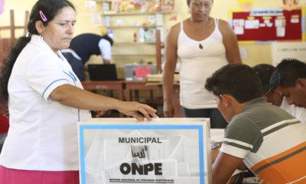 [Perú] Encuesta: Solo el 33% de peruanos conoce sobre los candidatos y sus propuestas políticas