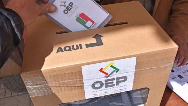 [Bolivia] Este domingo se sometió a votación la aprobación de la Carta Orgánica Municipal de Yacuiba