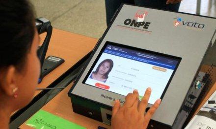 [Perú] Oficina Nacional de Procesos Electorales capacita a Partidos Políticos para el voto electrónico