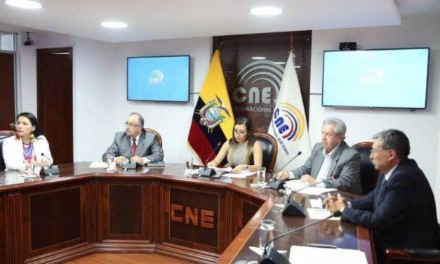 [Ecuador] CNE transitorio nombra 17 representantes en las delegaciones provinciales del país