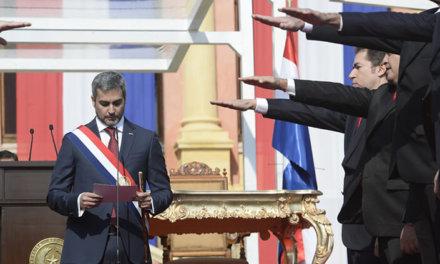 [Paraguay] Conoce el Tren Ministerial Ejecutivo de Mario Abdo Benítes