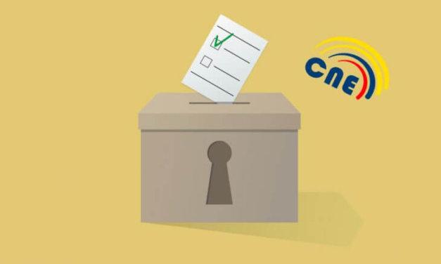 [Ecuador] CNE transitorio anuncia la depuración del padrón para las elecciones de 2019
