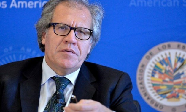 """[Nicaragua] Secretario general de la OEA: """"Más que diálogo, Nicaragua necesita elecciones»"""