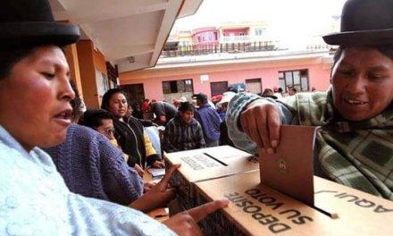 [Bolivia] TSE fija calendario electoral para comicios presidenciales