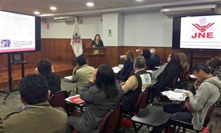 [Perú] JNE ha resuelto 81 casos de vacancia de cargos municipales y regionales