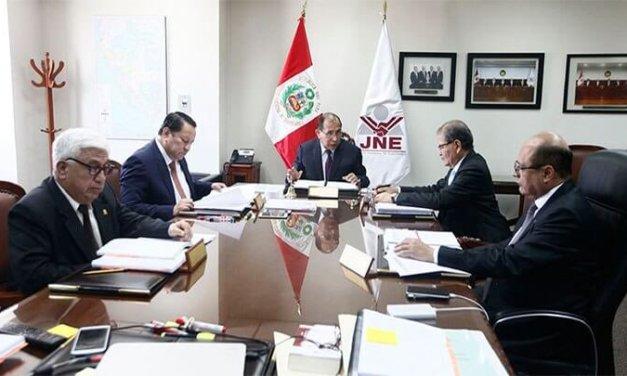 [Perú] JNE capacitará a medios de comunicación para Elecciones Regionales y Municipales 2018