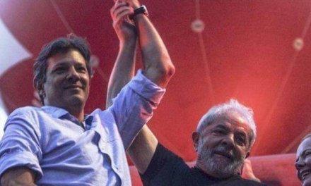 [Brasil] Partido de Trabajadores: «Seguiremos luchando por todos los medios para garantizar su candidatura en las elecciones del 7 de Octubre»