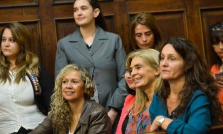 [Argentina]  Congresistas de Mendoza buscan aumentar los niveles de paridad electoral
