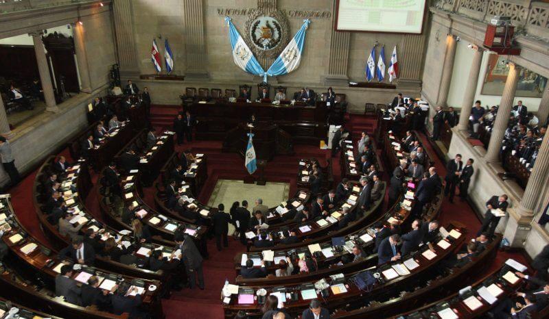 [Guatemala] Congreso prioriza aprobación de reformas a la Ley Electoral