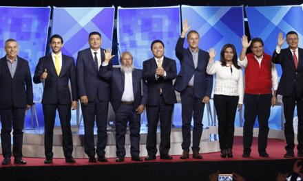 [Perú] Candidatos a la Alcaldía de Lima participaron en el primer debate