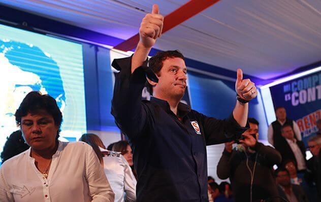 [Perú] Última encuesta de Datum revela que Reggiardo lidera por 9 puntos la intención al voto para la Alcaldía de Lima