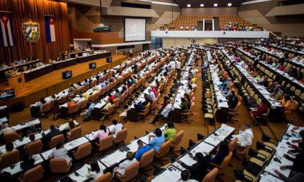 [Cuba] Asamblea Nacional Cuba prevé reducir su Parlamento y aprobar una nueva Ley Electoral