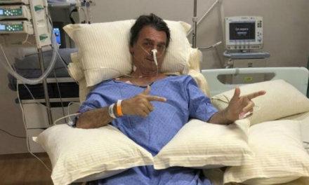 [Brasil] Jair Bolsonaro sale de cuidados intensivos y se mantiene líder en las encuestas