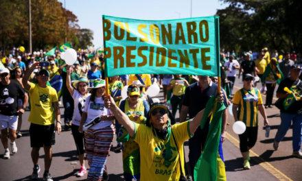 [Brasil] Coalición política El Pueblo Feliz de Nuevo denuncia a Jair Bolsonaro por delitos de injurias electorales