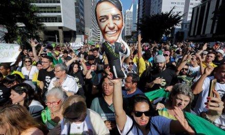 [Brasil] Fin de semana de manifestaciones en Rio de Janeiro y Brasilia en apoyo a Bolsonaro