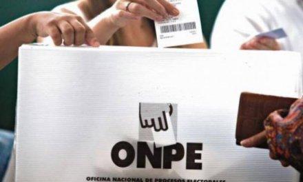 [Perú] Voto electrónico estará disponible en 28 distritos para las elecciones regionales de este 7 de octubre