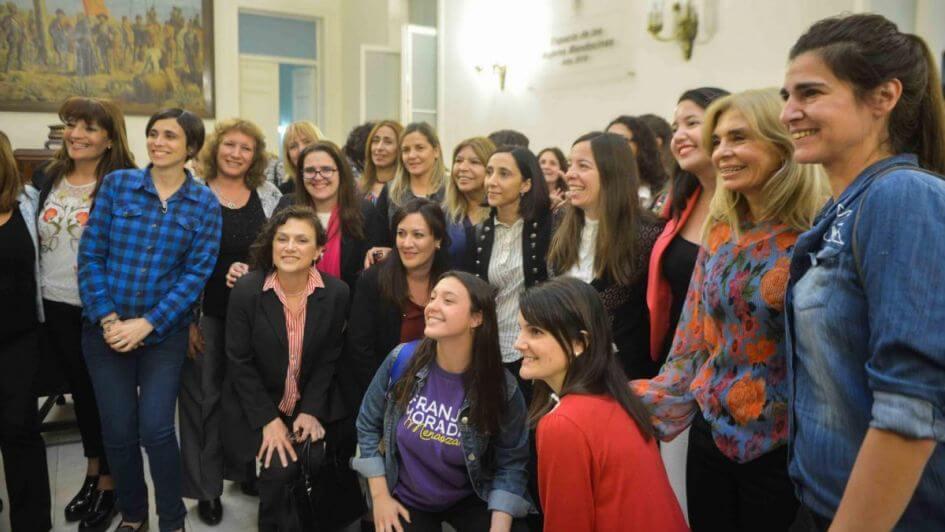 [Argentina] Es ley la Paridad de Género en listas electorales en Mendoza