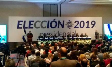 [El Salvador] TSE convoca a elecciones presidenciales 2019