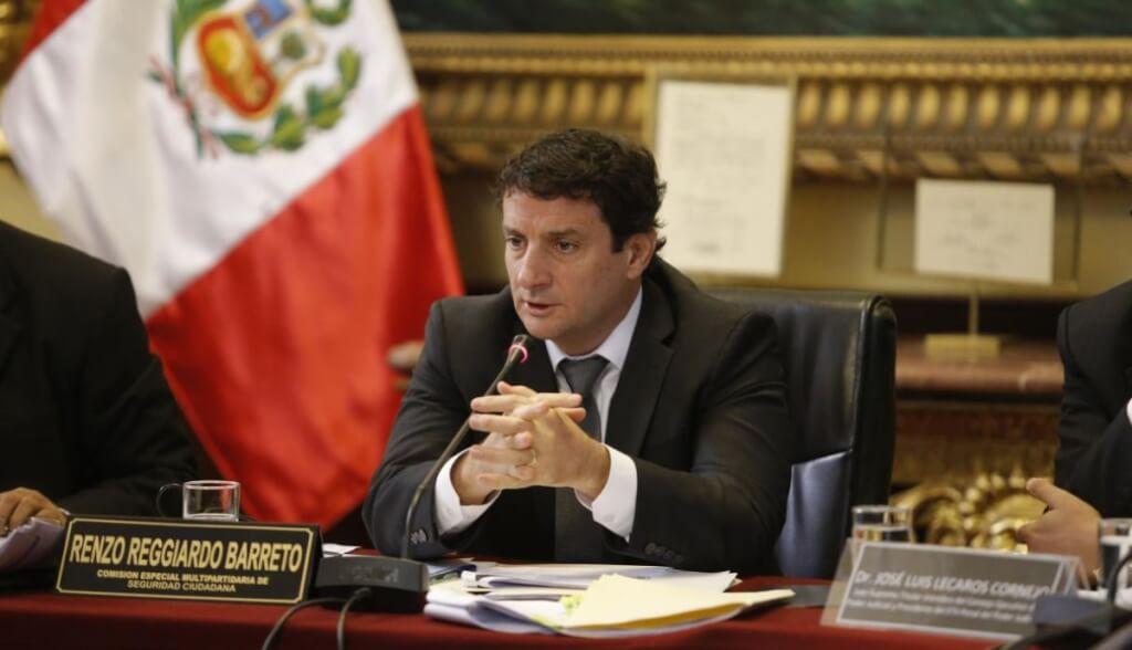 [Perú] Renzo Reggiardo: «No confío en la imparcialidad del ente electoral»