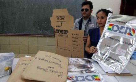 [Bolivia] Ente electoral planifica desde Santa Cruz elecciones primarias de 2019