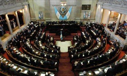 [Guatemala] Congreso inicia la aprobación de reformas a la Ley Electoral