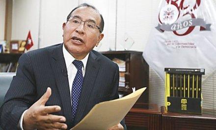 [Perú] JNE: «Empresas con fines de lucro no deben financiar campañas electorales»