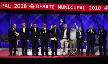 [Perú] Lucha contra la corrupción marcó el debate del JNE