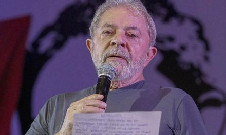 [Brasil] Tribunal Regional Electoral rechaza que Lula da Silva vote desde prisión