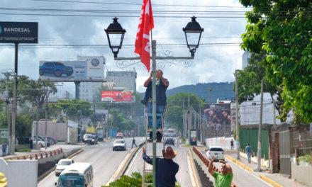[El Salvador] Alcalde de San Savaldor insta a partidos a no incumplir leyes de propaganda electoral