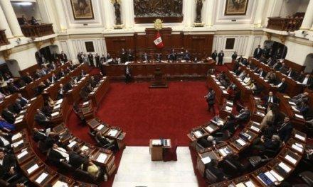 [Perú] Congreso aprueba la no reelección inmediata de congresistas
