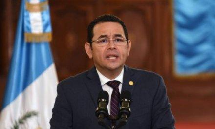 [Guatemala] Fiscalía Electoral revela correos que involucran al presidente Morales