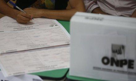 [Perú] JNE: Más de 24 millones de electores están habilitados para votar en referéndum