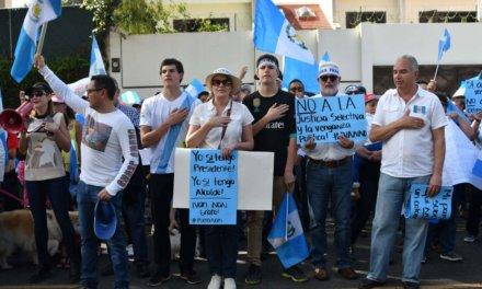 [Guatemala] Frente anticorrupción critica reforma de financiación electoral