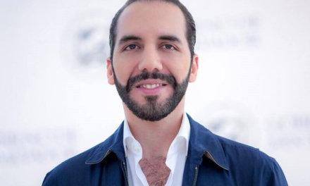 """[El Salvador] Nayib Bukele inscribe su candidatura en el TSE y advierte que """"de haber segunda vuelta no vamos a negociar con el FMLN"""""""