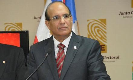 [República Dominicana] Presidente JCE: «La Ley de Partidos se presume constitucional, por lo que la JCE continuará con su aplicación»
