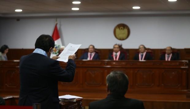 [Perú] JNE deja al voto fallo sobre impugnación del Apra a cédula del referéndum