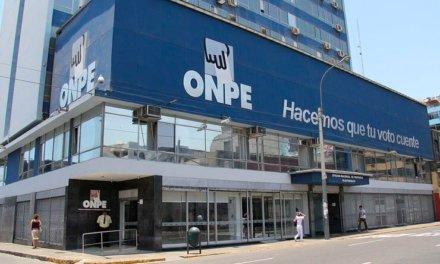 [Perú] Designan nuevo secretario general de la ONPE