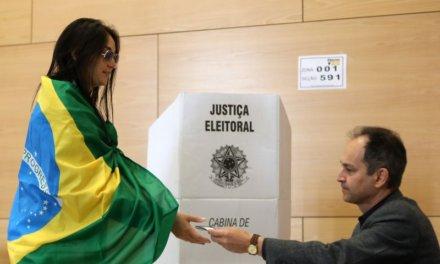 [Brasil] TSE: 912 urnas debieron ser reemplazadas y 17 personas terminaron detenidas