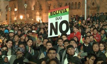 [Bolivia] Plataformas exigen que fallo del TSE impida la repostulación de Evo Morales