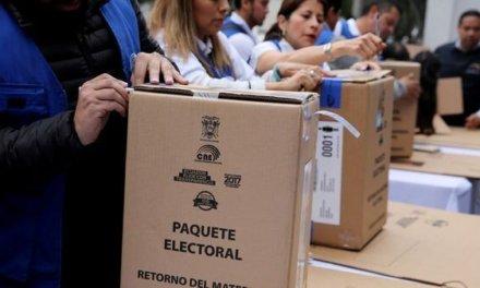 En un contexto de incertidumbre se preparan las elecciones seccionales de Ecuador de 2019