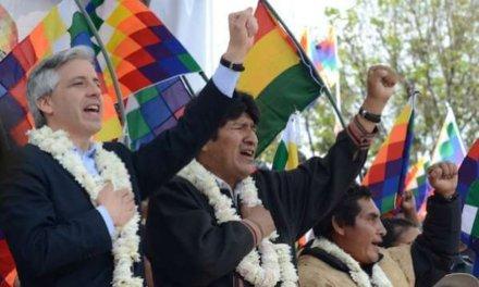 [Bolivia] MAS: «Evo Morales está habilitado y si el TSE no lo reconoce deberá atenerse a las consecuencias»
