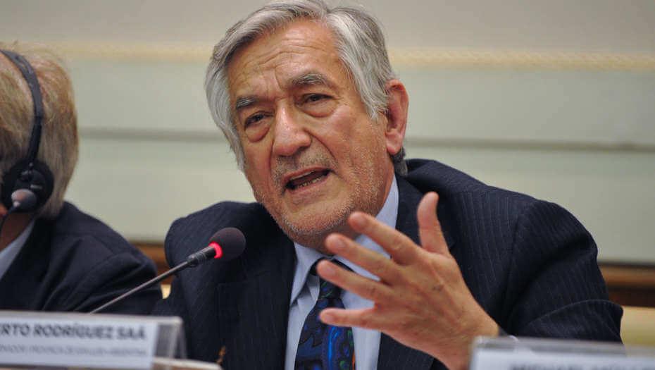 [Argentina] Rodríguez Saá:»La dirigencia opositora está boludeando, debe construirse un frente electoral»