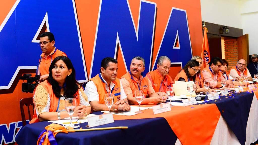 """[El Salvador] Partido GANA: """"Advertimos un fraude en las próximas elecciones"""""""