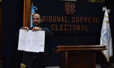 [Guatemala] TSE inicia cancelación de los partidos Creo, PAN y Viva