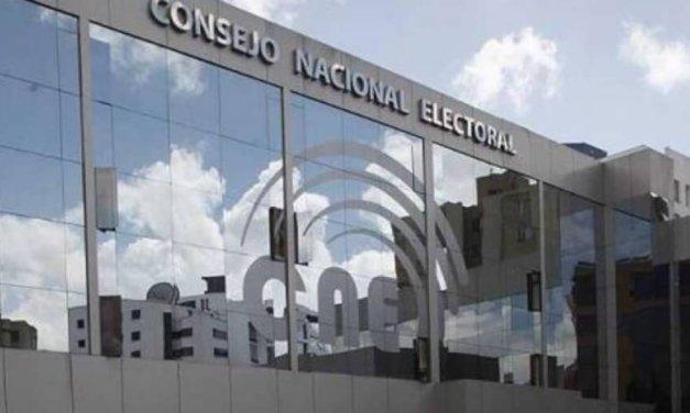 [Ecuador] CNE aprueba 28 candidaturas para elecciones de Consejo Participación Ciudadana