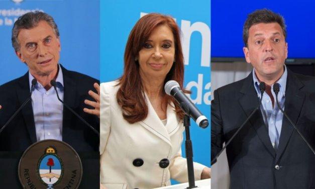 [Argentina] Según Encuestas Mauricio Macri y Cristina Kirchner «siguen polarizando la atención»