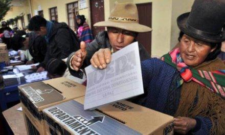 (Bolivia) Sólo hay un inscrito al TSE a dos días del cierre de inscripciones