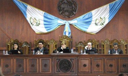 (Guatemala) Diputados preparan iniciativa para consultar  la disolución de la Corte de Constitucionalidad